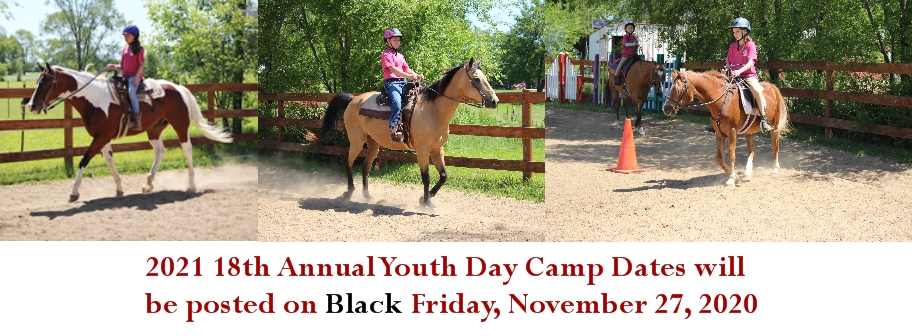 SFS YDC Camp 2021 Dates Released on Black Friday